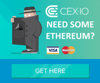 Buy Ethereum at CEX.IO